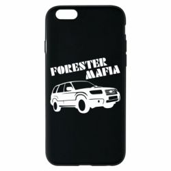 Чехол для iPhone 6/6S Forester Mafia