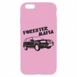 Чехол для iPhone 6 Plus/6S Plus Forester Mafia