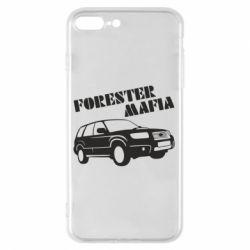 Чехол для iPhone 7 Plus Forester Mafia