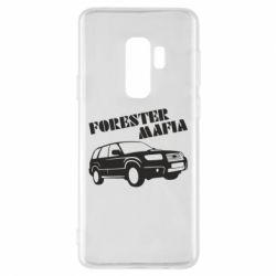 Чехол для Samsung S9+ Forester Mafia
