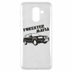 Чехол для Samsung A6+ 2018 Forester Mafia