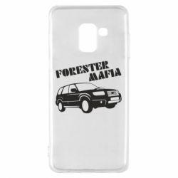 Чехол для Samsung A8 2018 Forester Mafia