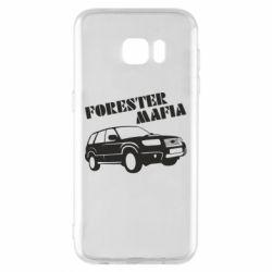 Чехол для Samsung S7 EDGE Forester Mafia