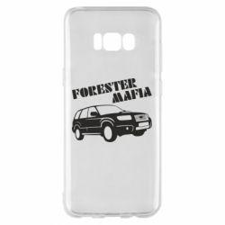 Чехол для Samsung S8+ Forester Mafia