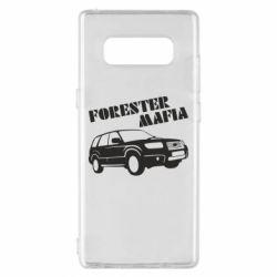 Чехол для Samsung Note 8 Forester Mafia