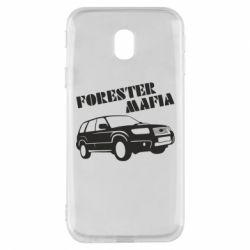 Чехол для Samsung J3 2017 Forester Mafia