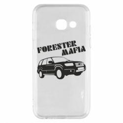 Чехол для Samsung A3 2017 Forester Mafia