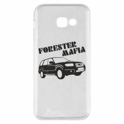 Чехол для Samsung A5 2017 Forester Mafia
