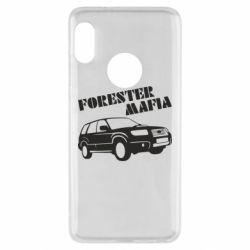 Чехол для Xiaomi Redmi Note 5 Forester Mafia