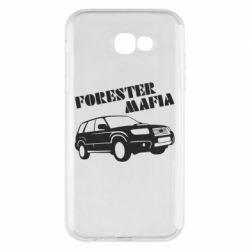 Чехол для Samsung A7 2017 Forester Mafia