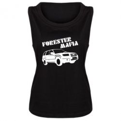 Женская майка Forester Mafia