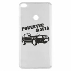 Чехол для Xiaomi Mi Max 2 Forester Mafia