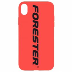 Чохол для iPhone XR FORESTER