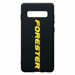 Чохол для Samsung S10+ FORESTER