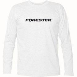 Футболка с длинным рукавом FORESTER - FatLine