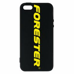 Купить Subaru, Чехол для iPhone5/5S/SE FORESTER, FatLine