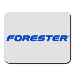 Коврик для мыши FORESTER - FatLine