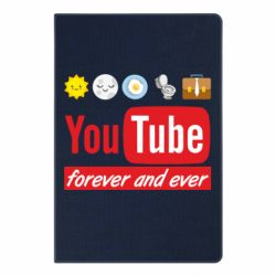 Блокнот А5 Forever and ever emoji's life youtube