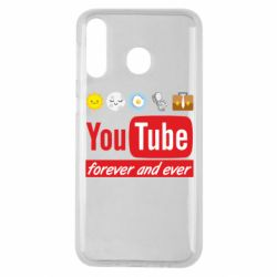 Чохол для Samsung M30 Forever and ever emoji's life youtube