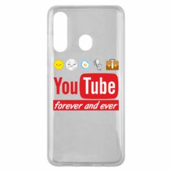 Чохол для Samsung M40 Forever and ever emoji's life youtube