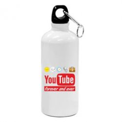 Фляга Forever and ever emoji's life youtube