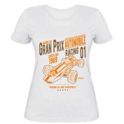 Жіноча футболка Formula