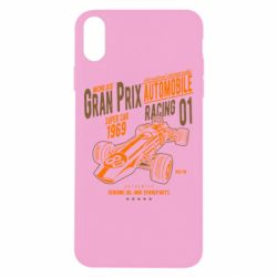 Чохол для iPhone Xs Max Formula