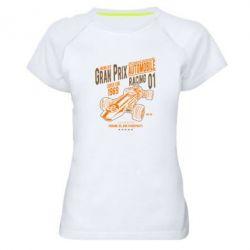 Жіноча спортивна футболка Formula