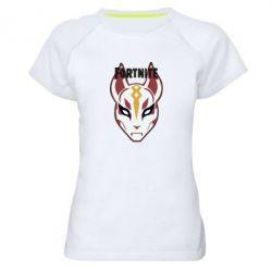 Жіноча спортивна футболка Fortnie ronin