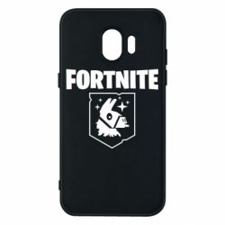 Чехол для Samsung J2 2018 Fortnite and llama