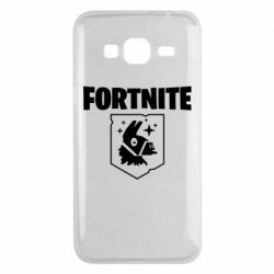 Чехол для Samsung J3 2016 Fortnite and llama