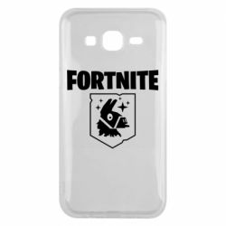 Чехол для Samsung J5 2015 Fortnite and llama
