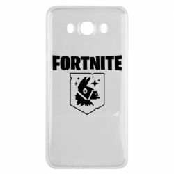 Чехол для Samsung J7 2016 Fortnite and llama