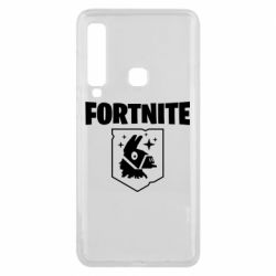 Чехол для Samsung A9 2018 Fortnite and llama