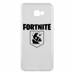 Чехол для Samsung J4 Plus 2018 Fortnite and llama