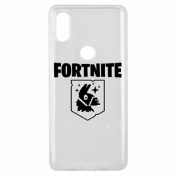 Чехол для Xiaomi Mi Mix 3 Fortnite and llama