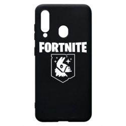 Чехол для Samsung A60 Fortnite and llama