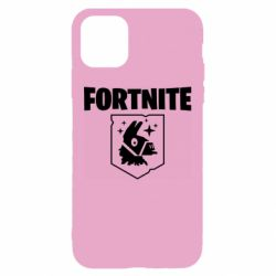 Чехол для iPhone 11 Fortnite and llama