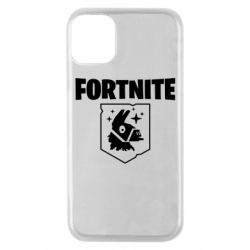 Чехол для iPhone 11 Pro Fortnite and llama
