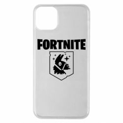 Чехол для iPhone 11 Pro Max Fortnite and llama