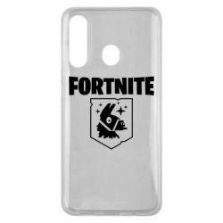 Чехол для Samsung M40 Fortnite and llama