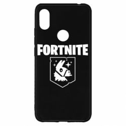 Чехол для Xiaomi Redmi S2 Fortnite and llama