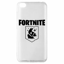 Чехол для Xiaomi Redmi Go Fortnite and llama