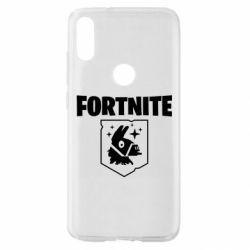 Чехол для Xiaomi Mi Play Fortnite and llama