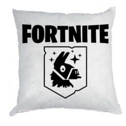 Подушка Fortnite and llama