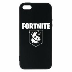 Чехол для iPhone5/5S/SE Fortnite and llama