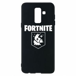 Чехол для Samsung A6+ 2018 Fortnite and llama