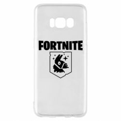 Чехол для Samsung S8 Fortnite and llama
