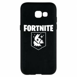 Чехол для Samsung A5 2017 Fortnite and llama