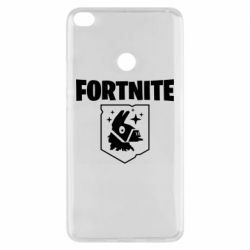 Чехол для Xiaomi Mi Max 2 Fortnite and llama